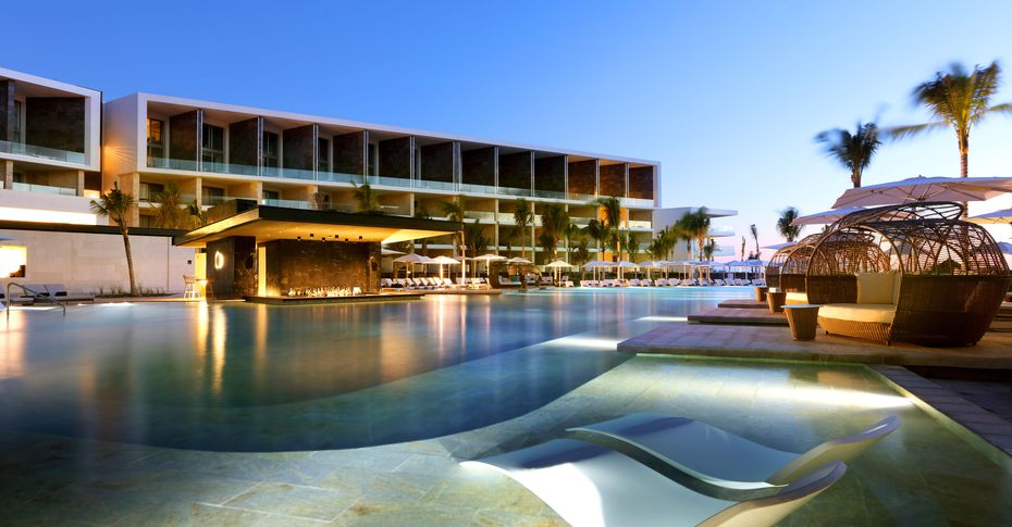 Adult cancun hotel only