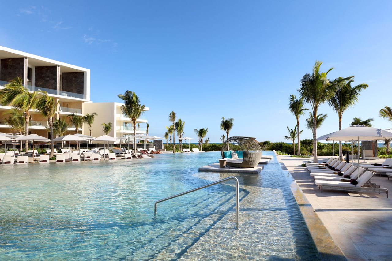 Trs Coral Hotel Cancun Costa Mujeres Trs Coral Adults
